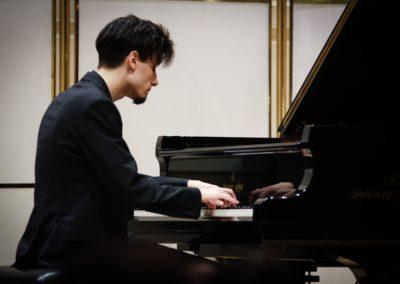 11. JAMU Brno - Pavel Zemen, klavírista