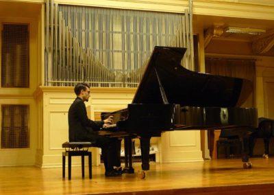12. Besední dům, Brno - Pavel Zemen, klavírista