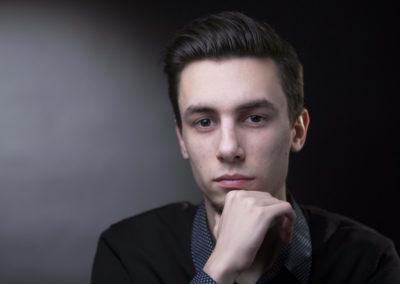 2.- Pavel Zemen, klavírista