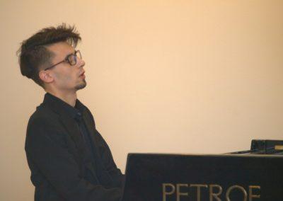 7. Vilnius - Pavel Zemen, klavírista